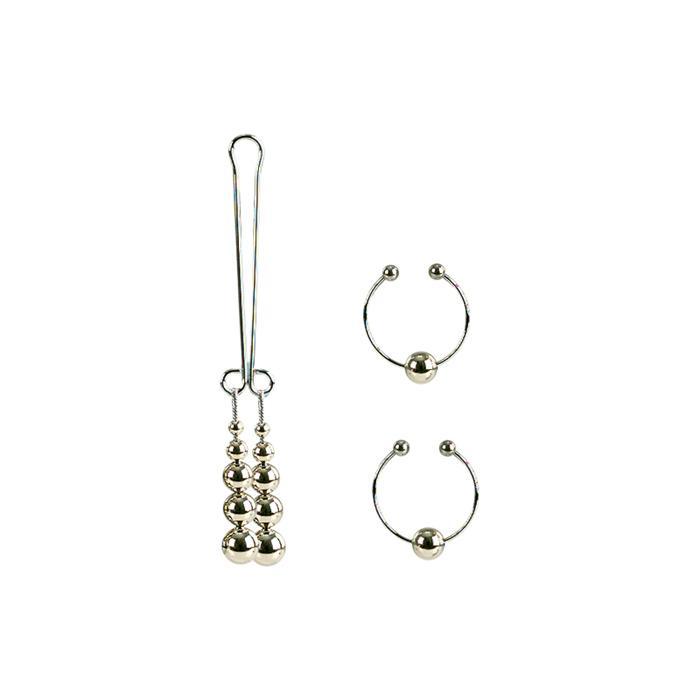 Body Jewelry Set intímnych šperkov
